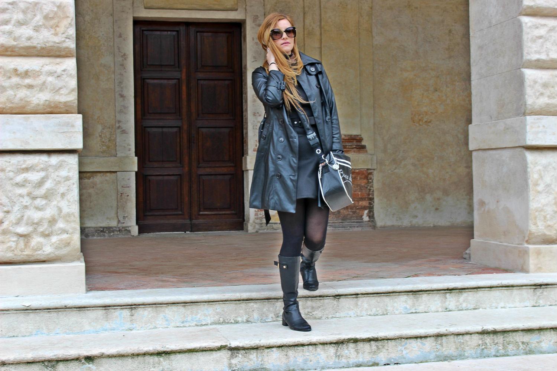 elisabettabertolini-baco-da-seta-outfit-leathertrench-marcjacobs-sunglasses