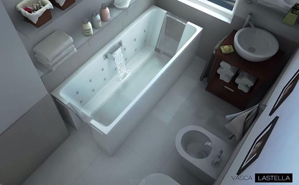 Vasca Da Bagno Indipendente Piccola : Vasche da bagno personalizzate