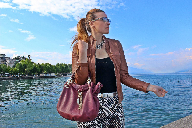 elisabetta bertolini outfit lago di garda come indossare un body in estate