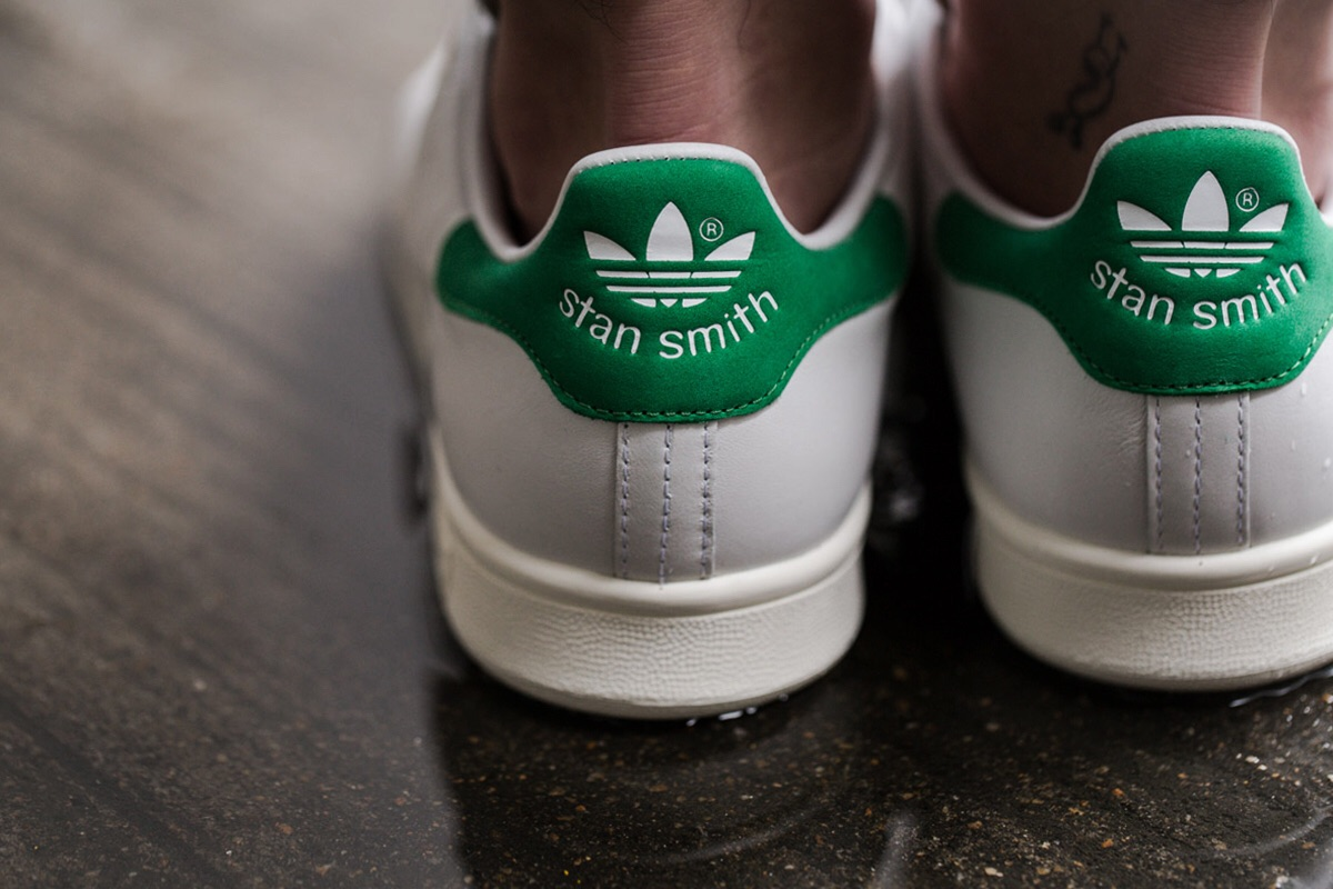 adidas stan smith heren footlocker