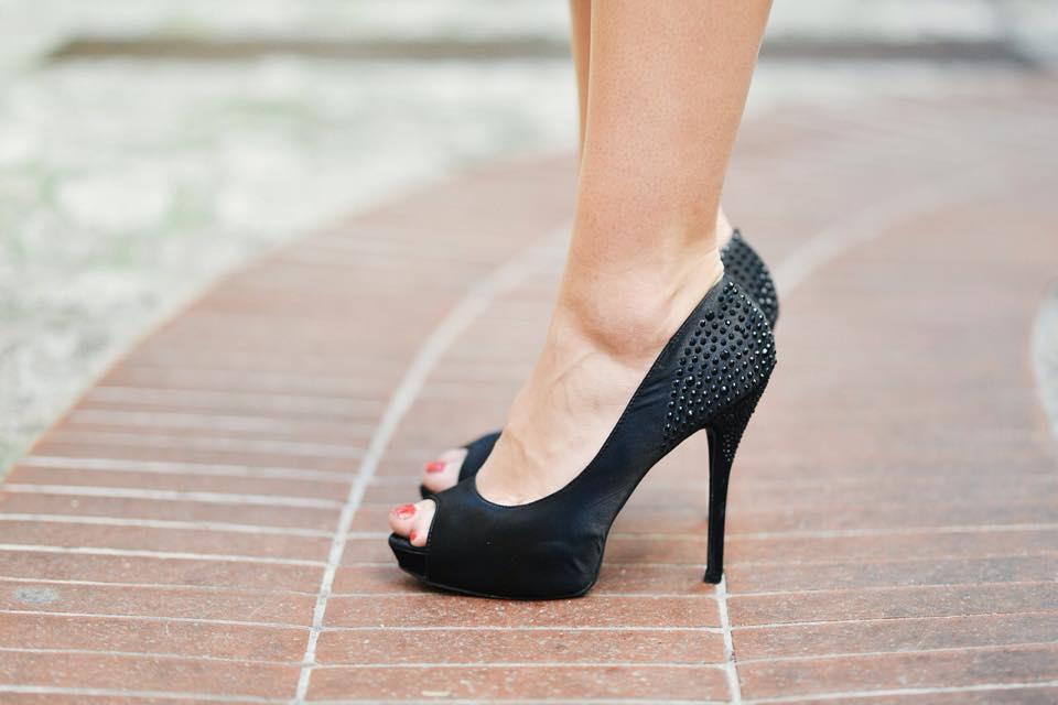 piedi perfetti per l'estate