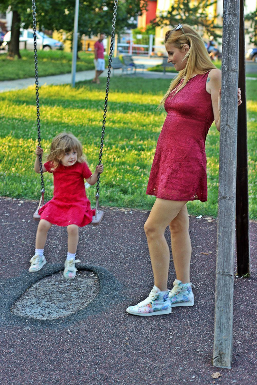 Scarpe mamma e figlia. Il nostro modo di essere complici con