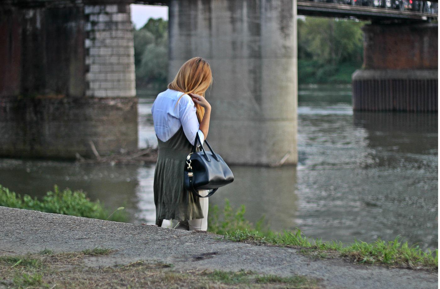 elisabetta bertolini fashion blogger cremonese - fiume po -outfit donna