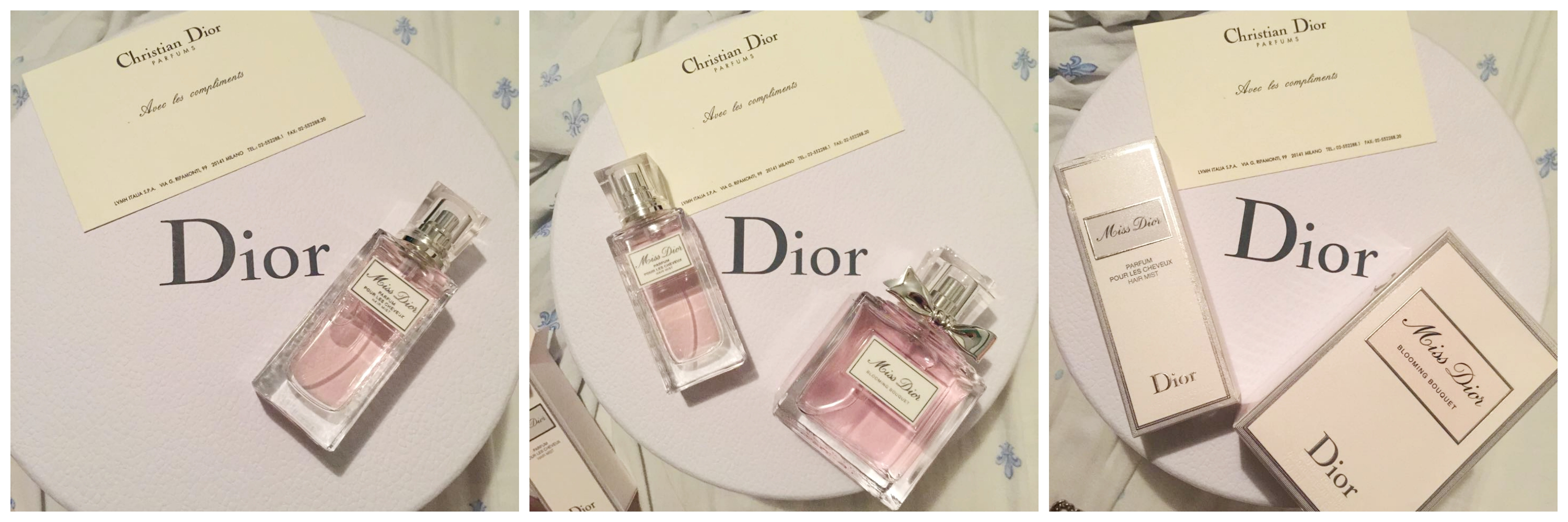 missdior blooming bouquet