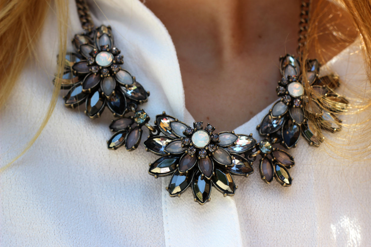 statement necklace bijou brigitte