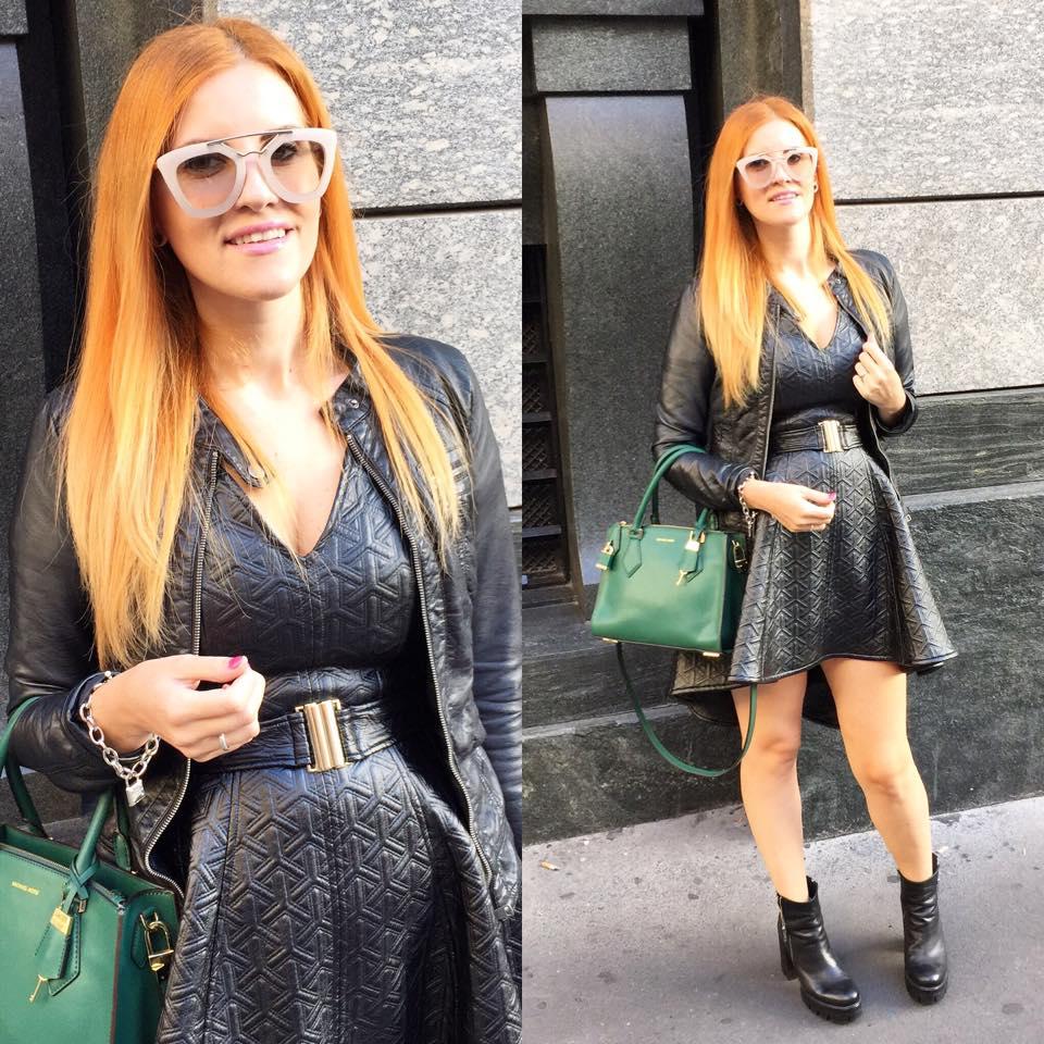 Elisabetta Bertolini Fashion blogger italiana