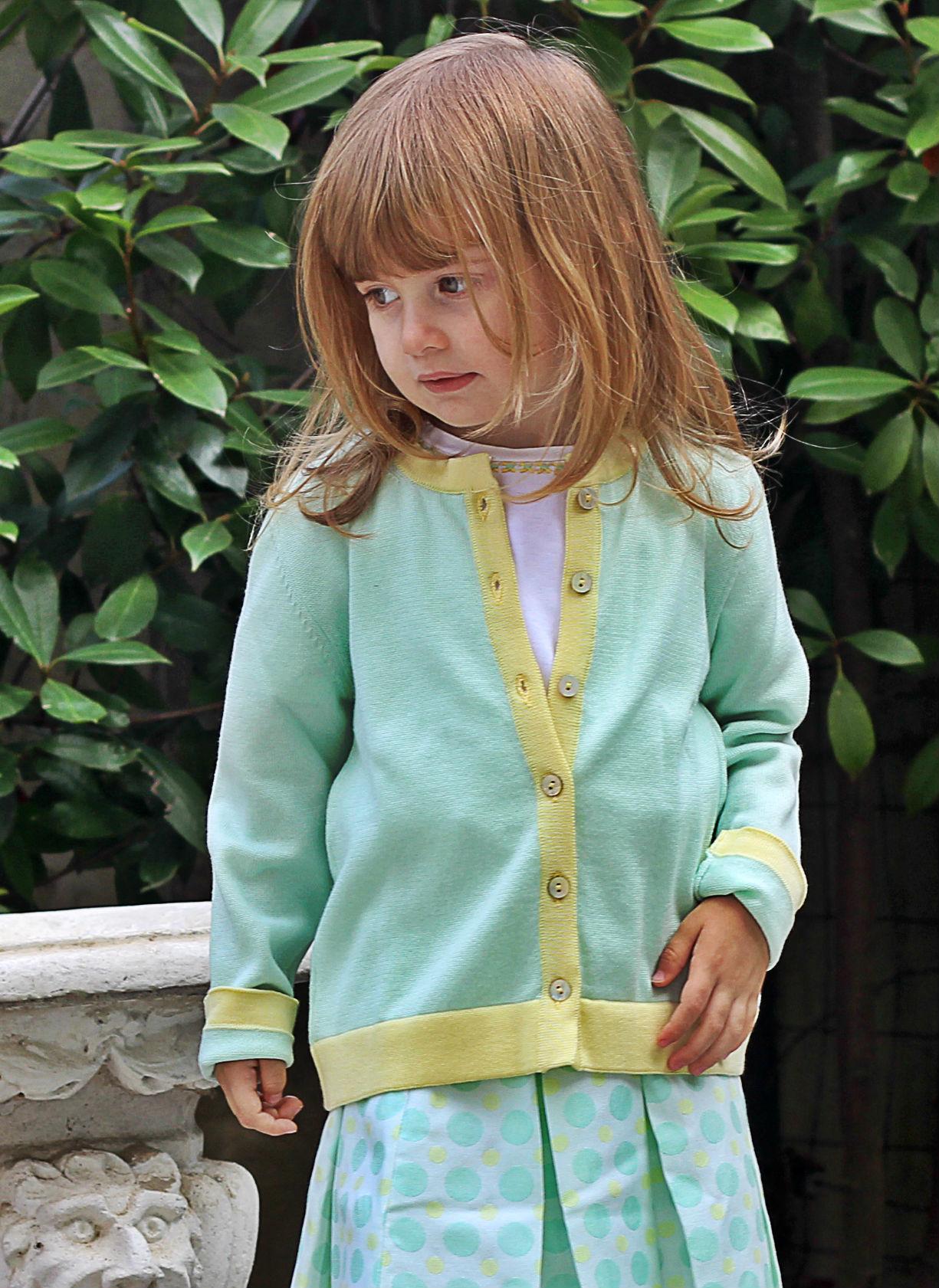 Gaia Masseroni Gusella milano moda bimbi colori pastello
