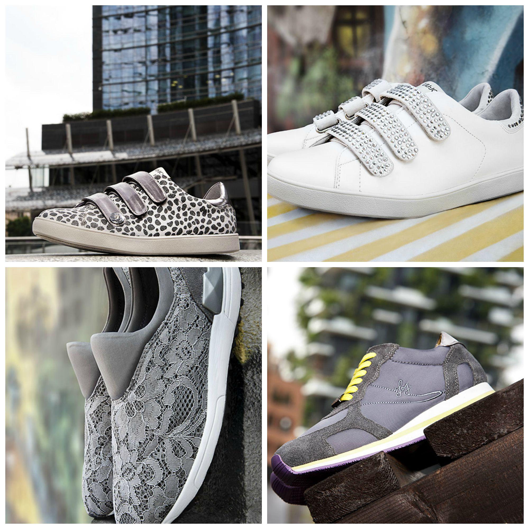 in questa nuova collezione Liu Jo rende protagonista la sneaker