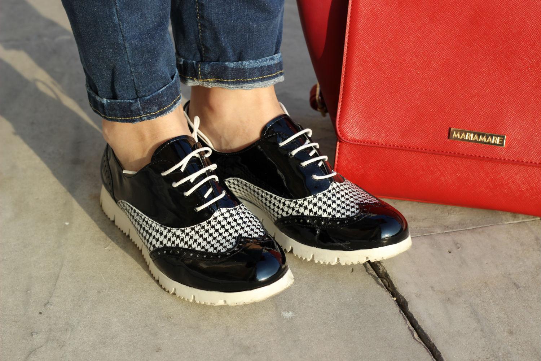 brogues scarpe donna orietta mancini