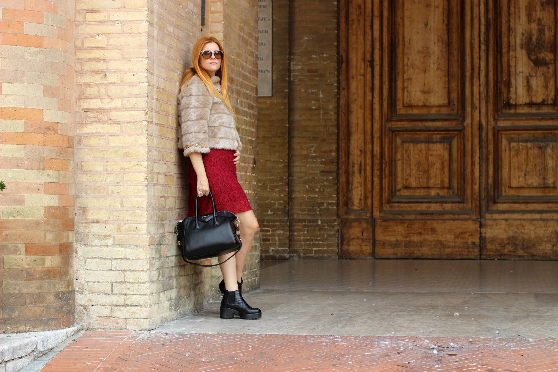 elisabetta bertolini fashion blogger italia moda autunno 2015 ecopelliccia tuwe