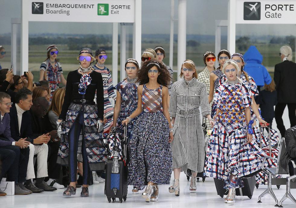 La sfilata di Chanel