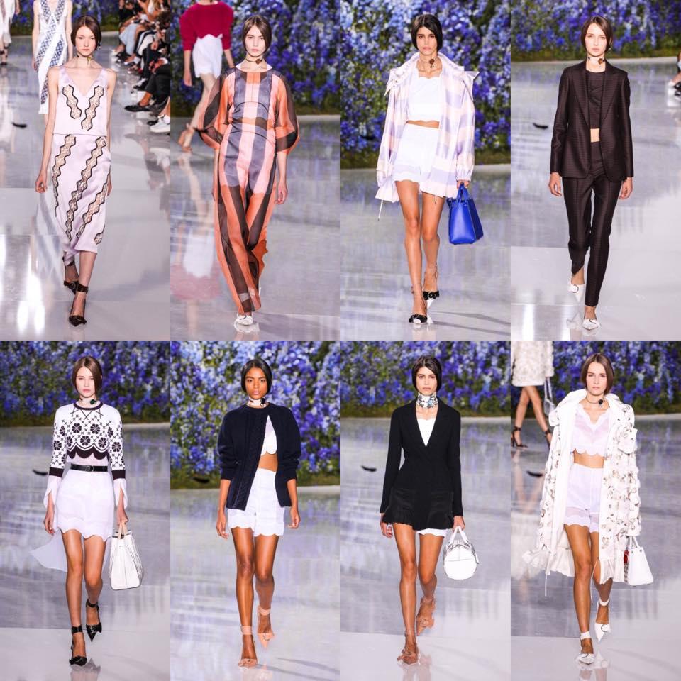 DIOR - MODA DONNA - pe2016- ss2016 abbigliamento donna