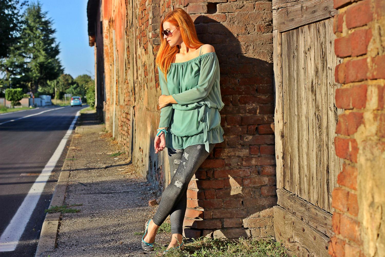 ELISABETTA BERTOLINI fashion blogger italia - outfit