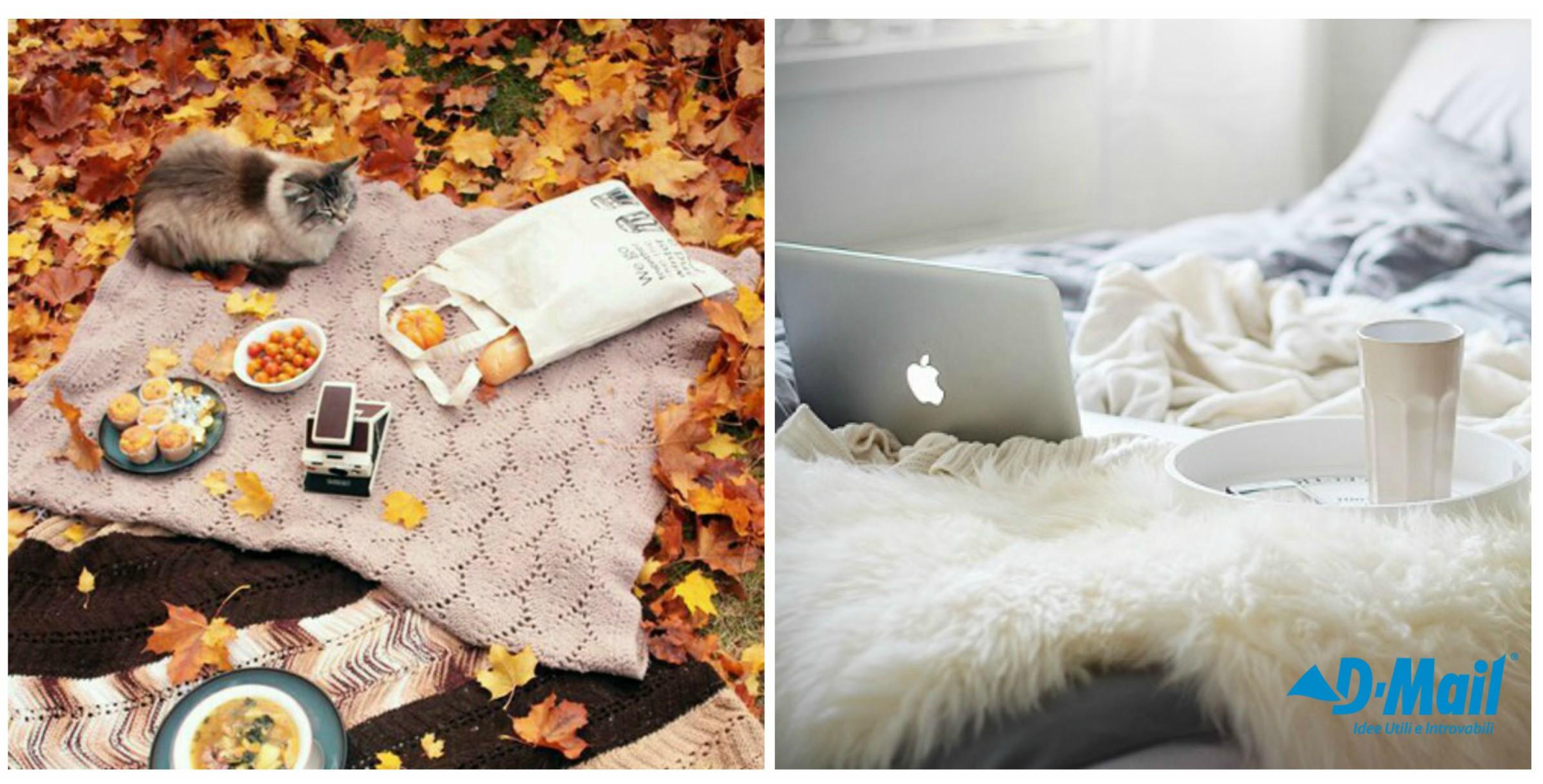 coperta autunno e itech con dmail
