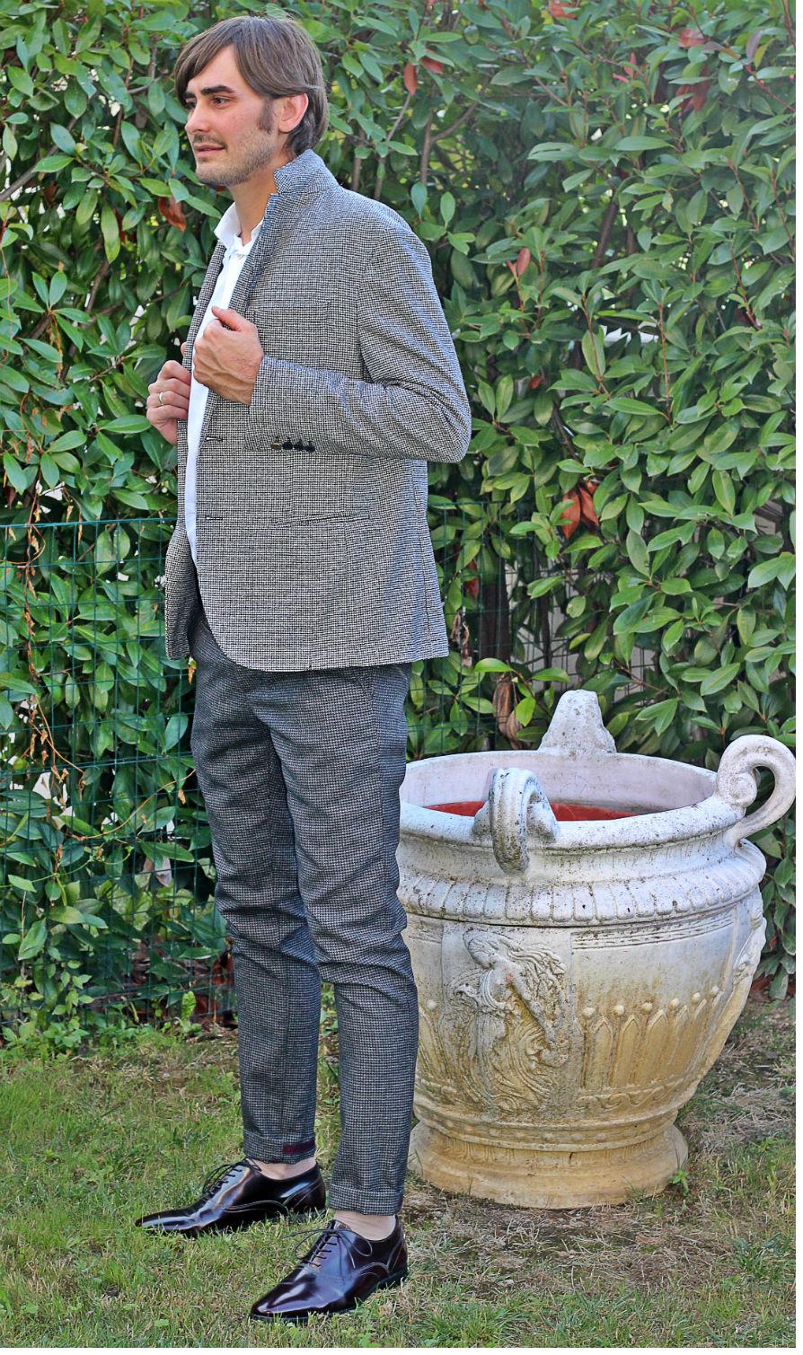 diego masseroni total look myths moda uomo - calzature eleganti deichmann - uomo outfit autunno 2015
