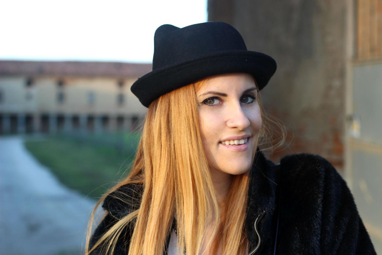 elisabetta bertolini - cappello miao di misteruau - fashion blogger italiana
