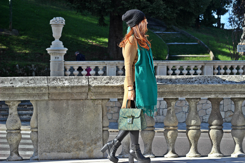 elisabetta bertolini fashion blogger italia - vicenza - trends autunno -outfit leplàs