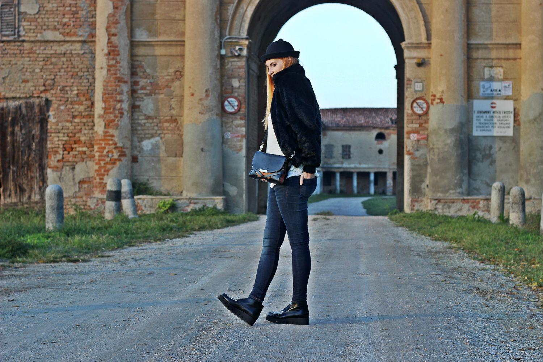 elisabetta bertolini fashion blogger italiana - outfit - cremona - cappello miao - trends cappelli