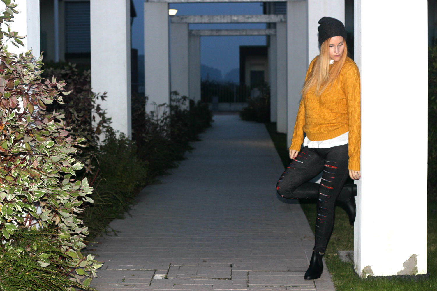 elisabetta bertolini total look OVS fw2015 - fashion blogger italia - incita 6 mesi