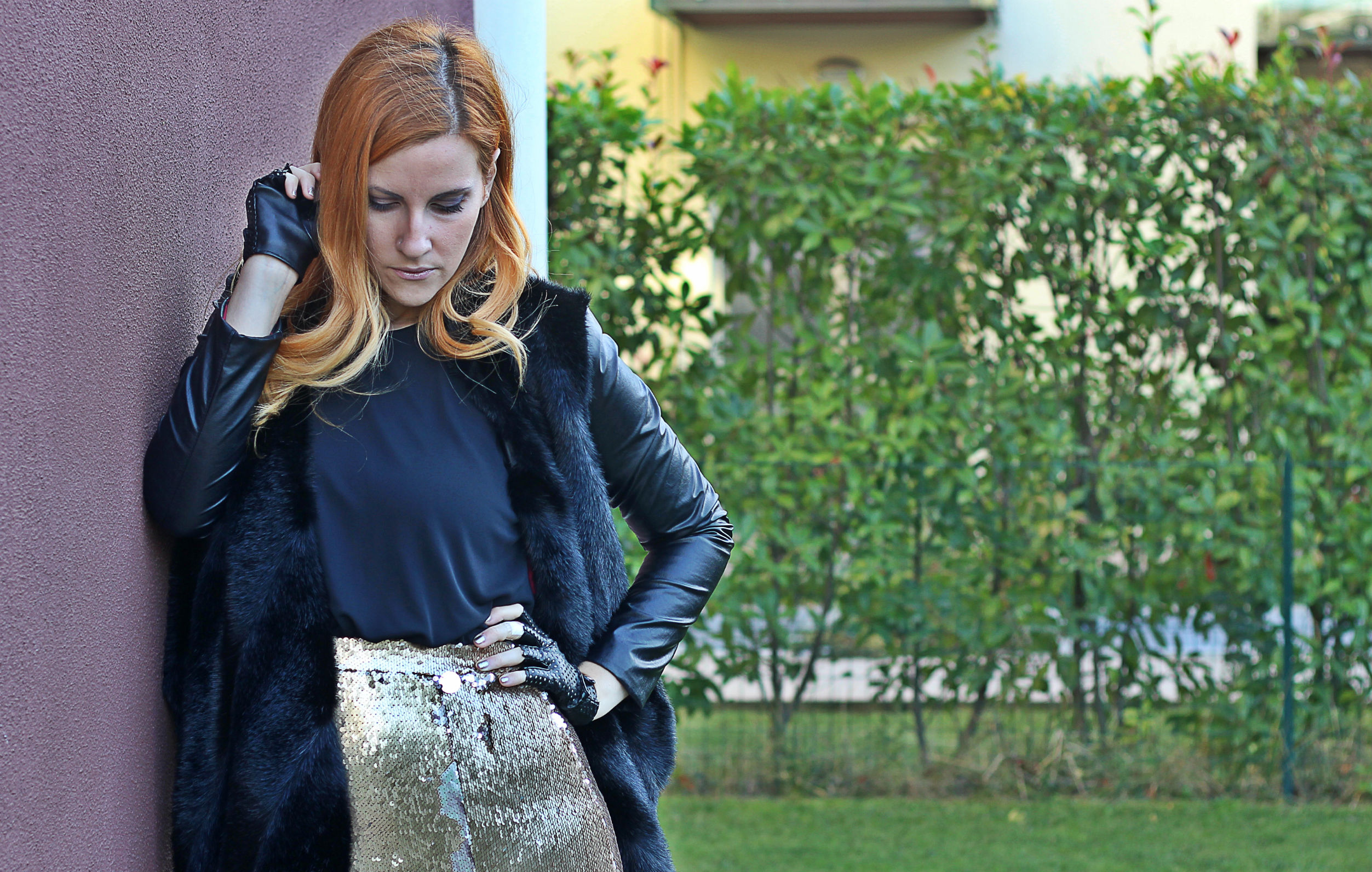 elisabetta bertolini total look tuwe - fashion blogger italia - top fashion blogger evento Dior