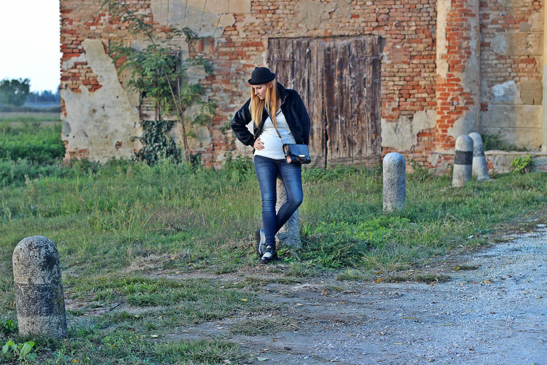 fashion blogger incinta - elisabetta bertolini - outfit moda donna autunno 2015