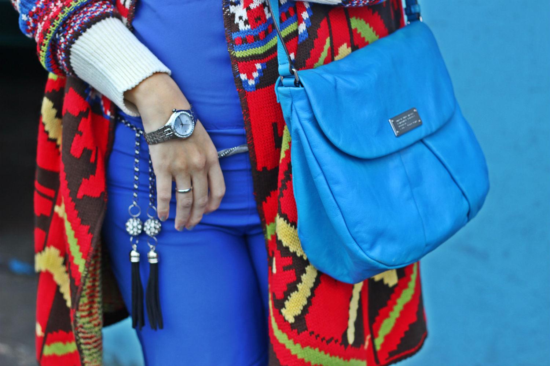 moda etnica - borsa tracolla marc jacob - orologio festina