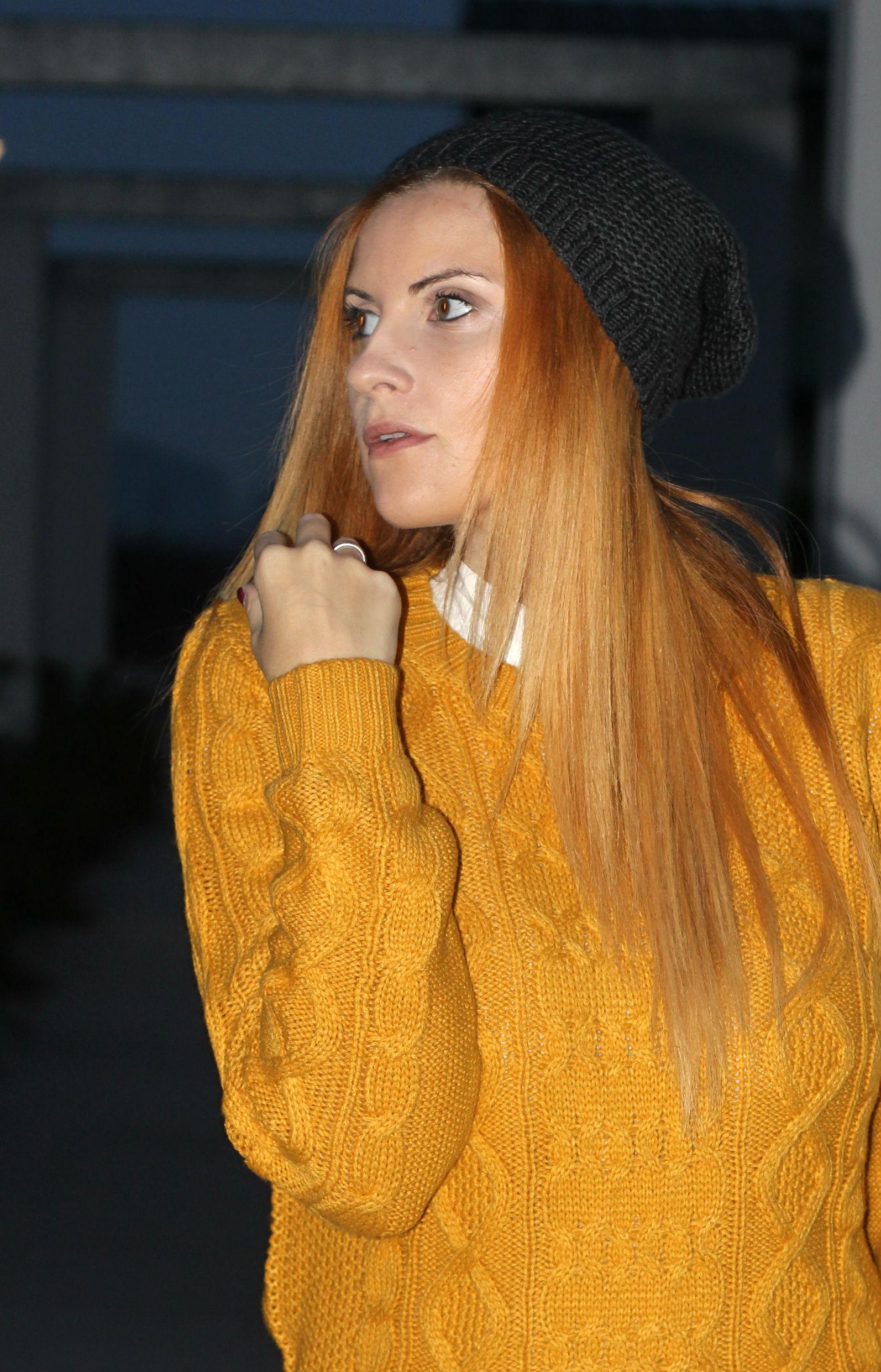 pull oversize tricot elisabetta bertolini fashion blogger italia per ovs people