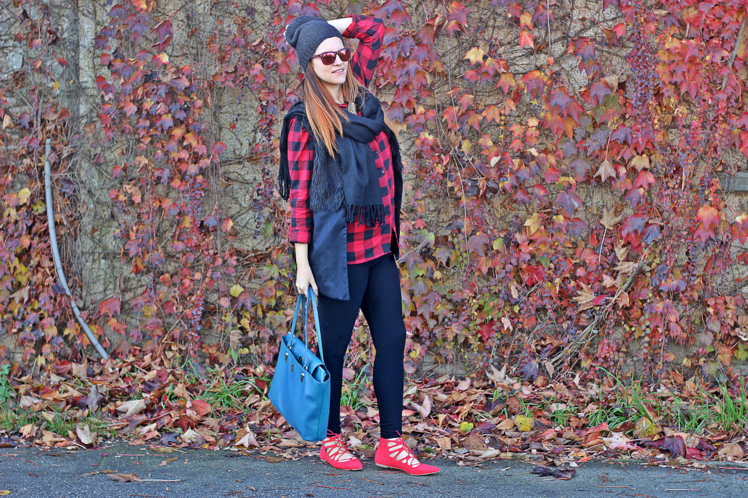 ELISABETTA BERTOLINI FASHION BLOGGER - PIERO GUIDI - OUTFIT DA GIORNO- TENDENZE AUTUNNO