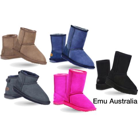 EMU AUSTRALIA MODELLI WINTER 2016