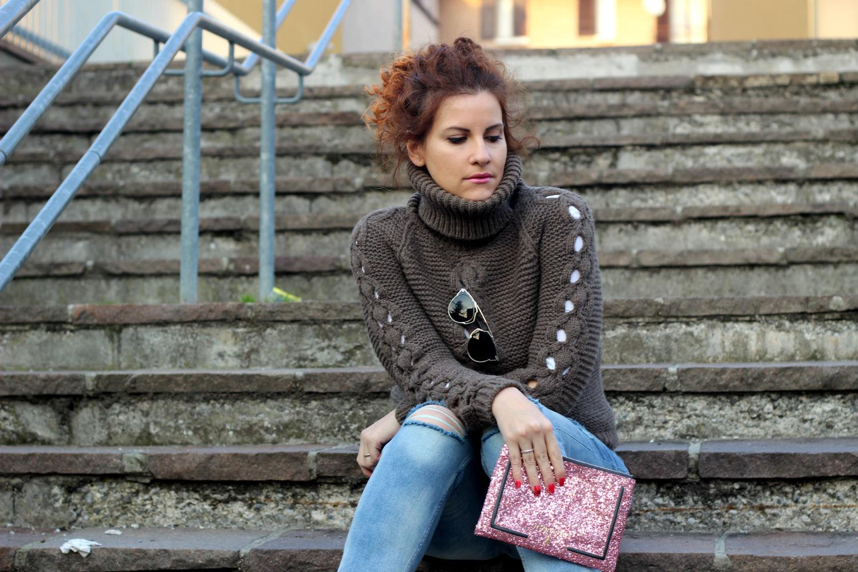 elisabetta bertolini winter look fashion blogger italia