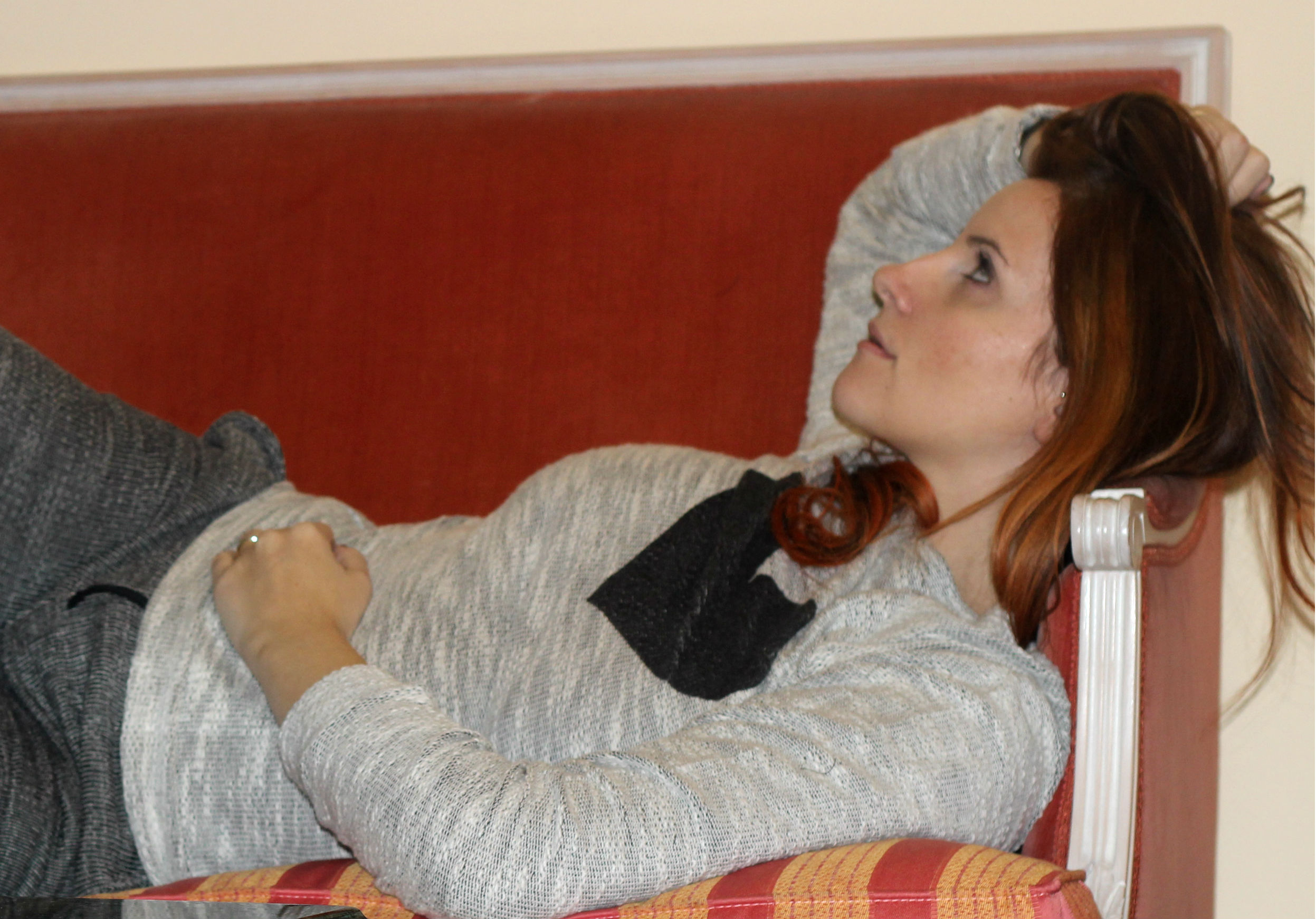 fashion blogger incinta - jadea home - pigiami gravidanza