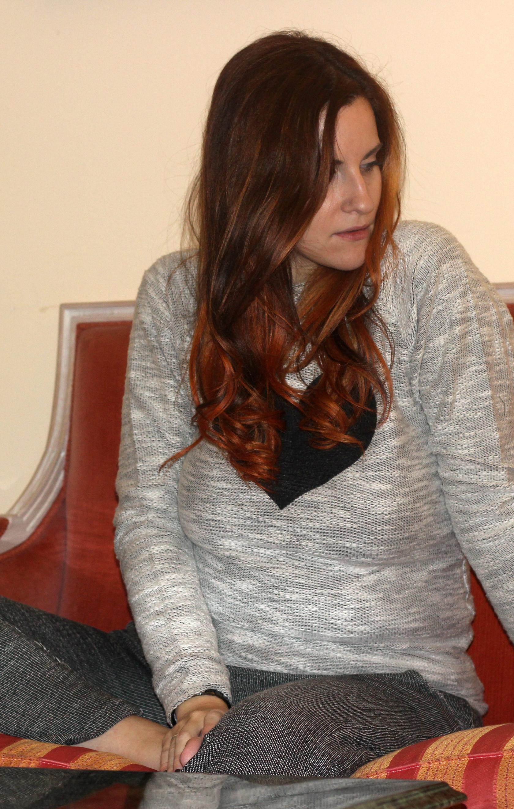 fashion blogger incinta - pigiami - gravidanza - 6 mesi