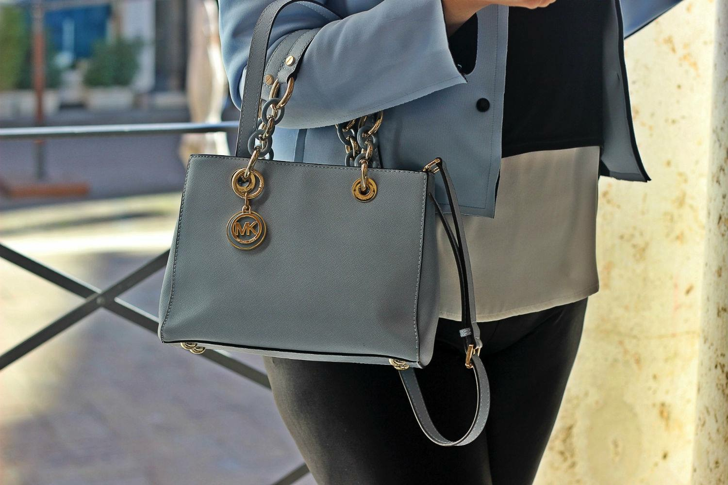 michael kors mini bag moda donna