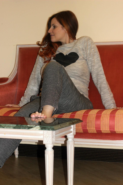 pigiama elisabetta bertolini incinta 6 mesi - fashion blog italia