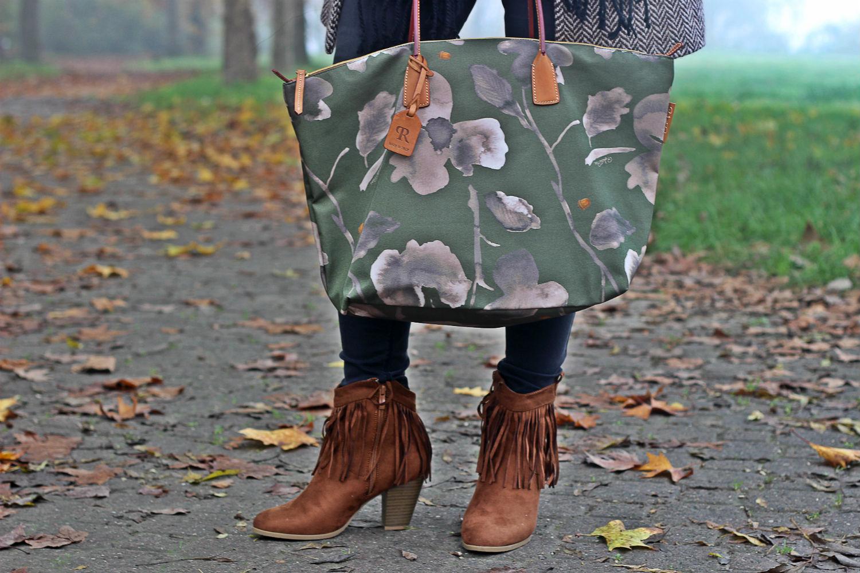 robertina bag di robertina pieri mod autunno - modress fringe boots - borse e scarpe autunno 2015