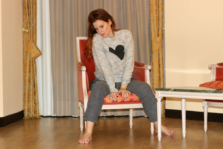 stile in gravidanza - jadea home - pigiami - fashion blogger incinta 6 mesi