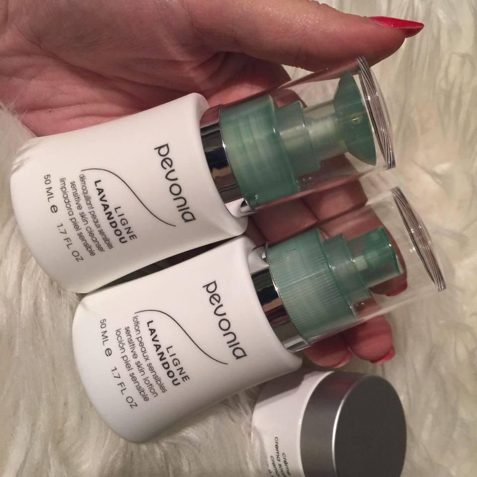 lozione e detergente per pelli sensibili lavandou in gravidanza