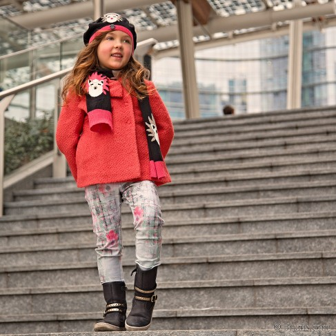 moda bimbi abbigliamento bambina da brums natale 2015