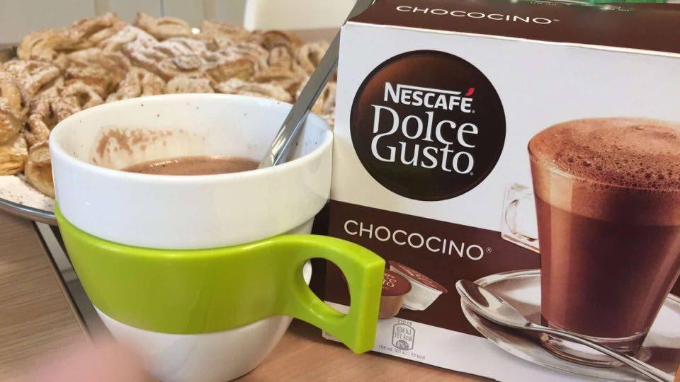nescafédolce gusto chococcino