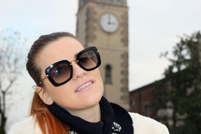 occhiali da sole miu miu elisabetta bertolini blogger italiane