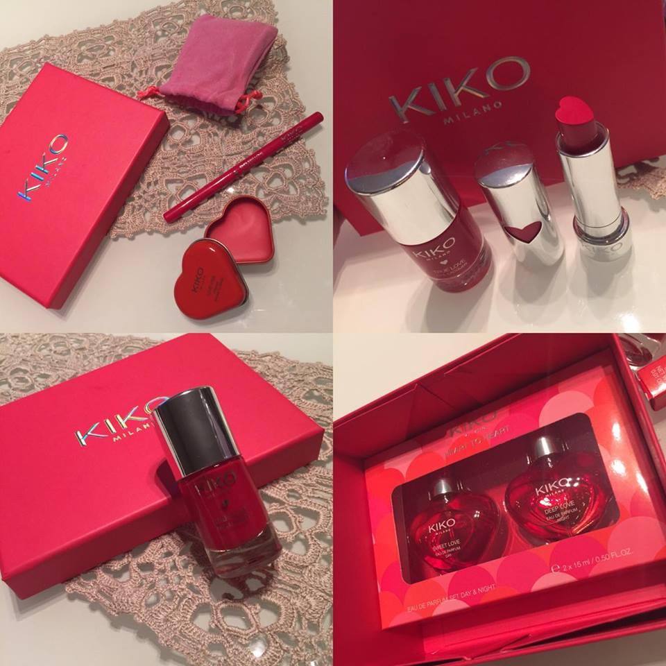 kiko bff limited edition rossetto a cuore