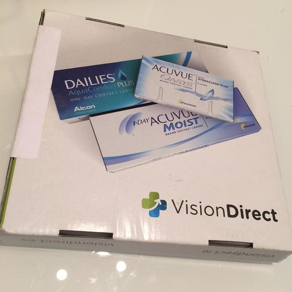 vision direct lenti a contatto spedizione rapida acquisto lenti a contatto online