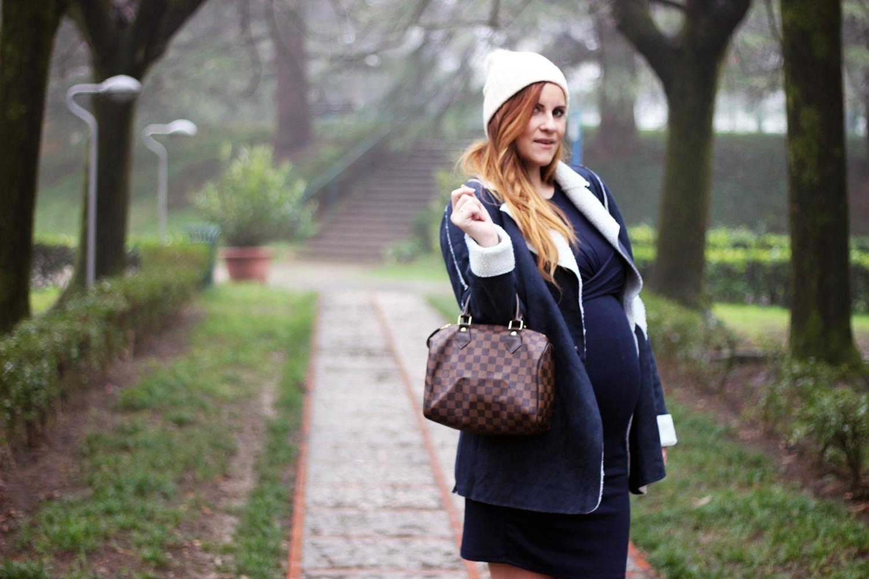 elisabetta bertolini incinta nove mesi gravidanza fashion blogger italiane