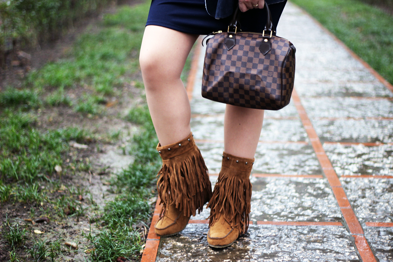 fringe boots louis vuitton speedy 25