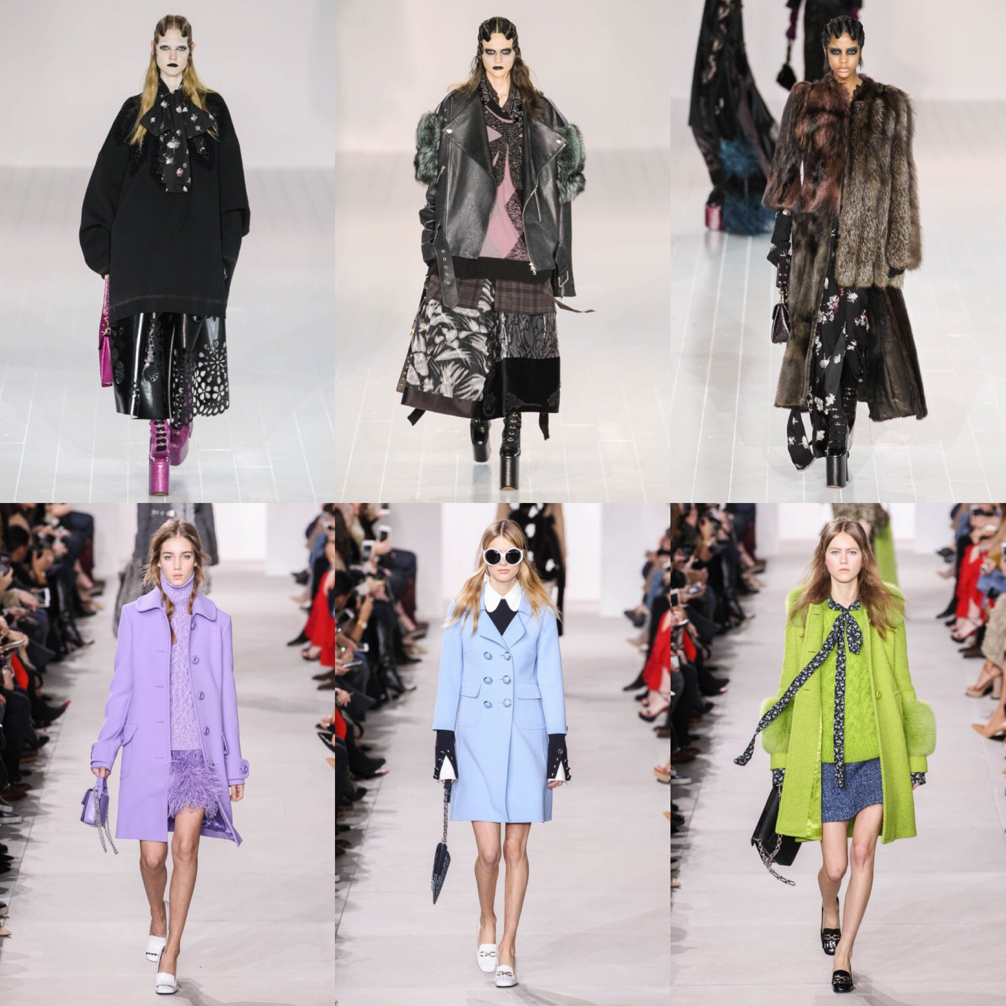 New York fashion week Moda donna AUTUNNO INVERNO 2016 17