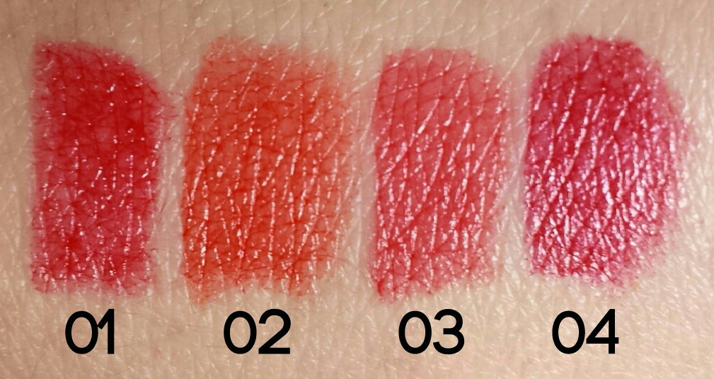 lipstick max factor dedicati a marilyn monroe rossi