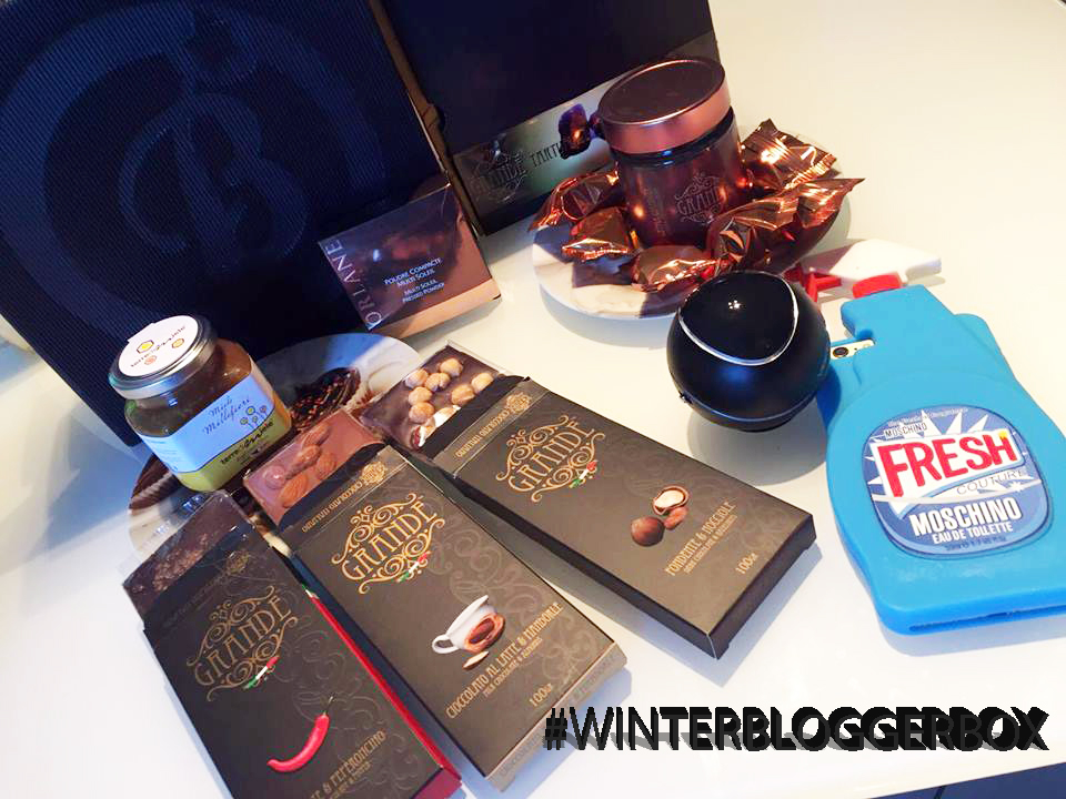 winter blogger box blogger italia