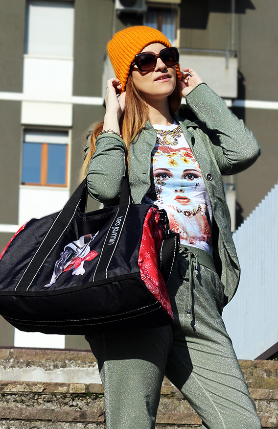 ELISABETTA bertolini bighet fashion total look outfit primavera 2016