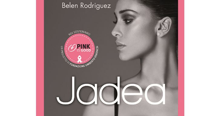 JADEA COPERTINA PINK IS GOOD