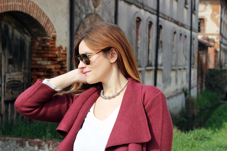 OCCHIALI DA SOLE GIVENCHY ELISABETTA BERTOLINI MAMMA FASHION BLOGGER ITALIA COLLANA 4YOU JEWELS